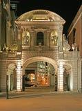 Portal near St.Paul at Night 1 Royalty Free Stock Photography