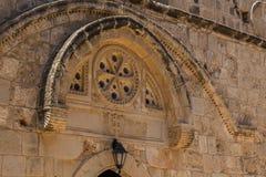 Portal in Nikosia Lizenzfreies Stockbild