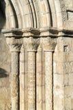 Portal pillars Stock Images