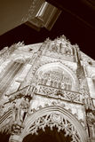 Portal of St. Peter and Paul's Cathedral Stock Photos