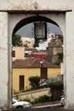 Portal at Tenerife Stock Photos