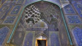 Wejście meczet Zdjęcie Royalty Free
