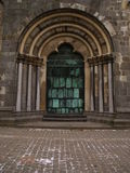 Portal in Xanten Royalty Free Stock Photo