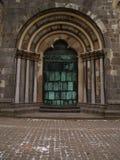 Portal in Xanten Lizenzfreies Stockfoto