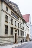 Portale di Moneta Regia a Monaco di Baviera bavaria immagini stock libere da diritti
