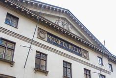 Portale di Moneta Regia a Monaco di Baviera bavaria immagine stock