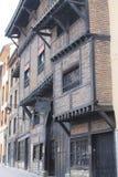 Portalea, Vitoria-Gasteiz,巴斯克地区 免版税库存照片