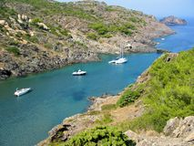 Portalo cove Stock Images