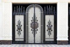 Portar för bearbetad metall Arkivbilder