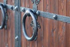 Portar in i borggården, Fotografering för Bildbyråer