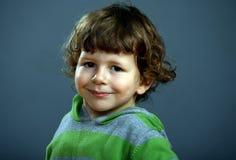 Portarait of a nice little boy Royalty Free Stock Photography