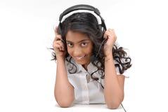 Portarit of Indian beautiful girl Stock Images