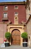 Portas à igreja de San Domingo Imagens de Stock Royalty Free