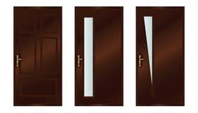 Portas Fotografia de Stock Royalty Free