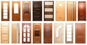 Portas Imagens de Stock