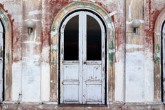 Portas antigas Foto de Stock Royalty Free