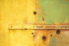Portas coloridas do metal Imagens de Stock