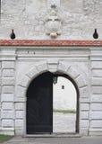 Portas da fortaleza Imagens de Stock Royalty Free