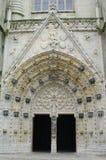 Portas da igreja Imagem de Stock Royalty Free