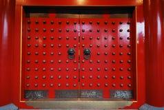 Portas da porta Foto de Stock