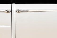 Portas de carro luxuosos do vintage Imagens de Stock