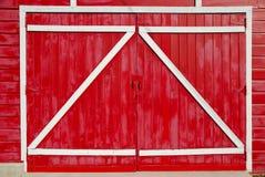 Portas de celeiro de Zee Fotografia de Stock Royalty Free