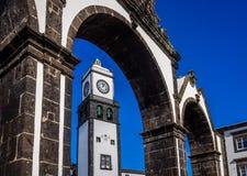 Portas de Cidade Imagen de archivo libre de regalías