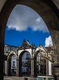 Portas de Cidade Royalty Free Stock Image