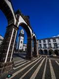 Portas de Cidade Royalty Free Stock Photo