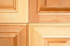 Portas de gabinete Imagens de Stock Royalty Free