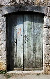 Portas de Haunty Foto de Stock