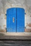Portas do azul de Helsingor Imagem de Stock