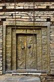 Portas do forte de Sangla Imagens de Stock