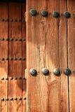 Portas do templo budista Fotografia de Stock