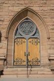 Portas fechadas Imagens de Stock