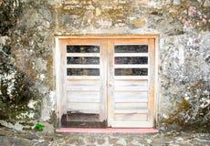Portas fechadas Fotos de Stock Royalty Free
