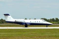 Portas Learjet 55 Fotos de Stock Royalty Free