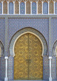 Marroquino Royal Palace imagens de stock