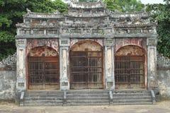 Portas a Túmulo do rei Minh Imagens de Stock Royalty Free