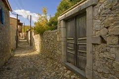 Portas velhas de Lophou Imagem de Stock Royalty Free
