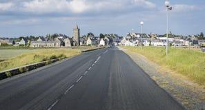 Portbail, Нормандия, Франция Стоковые Изображения
