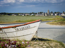 Portbail, Normandy Royalty Free Stock Photography