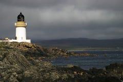 Portcharlotte-Leuchtturm Lizenzfreie Stockbilder