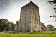 Portchester Castle, Portsmouth, England Royalty Free Stock Photo