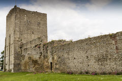 Portchester Castle, Portsmouth, England Royalty Free Stock Photography