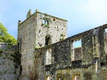 Portchester castle Royalty Free Stock Images