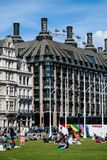 Portcullis House Royalty Free Stock Photos