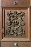 Porte à la résidence à Munich photo libre de droits