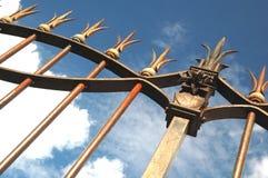 Porte [02] Photo libre de droits