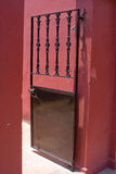 Porte Photographie stock